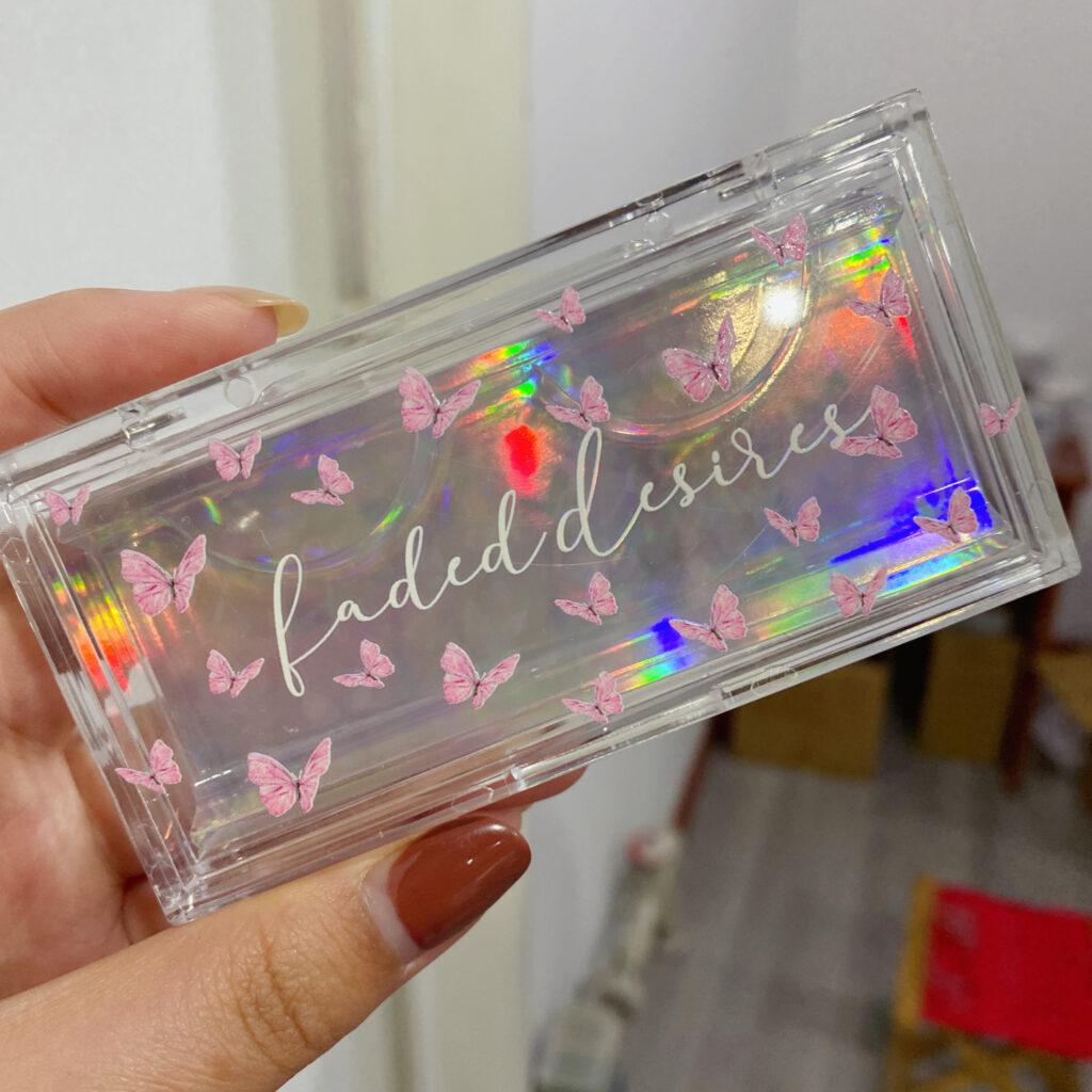 custom eyelash packaging boxes PC07