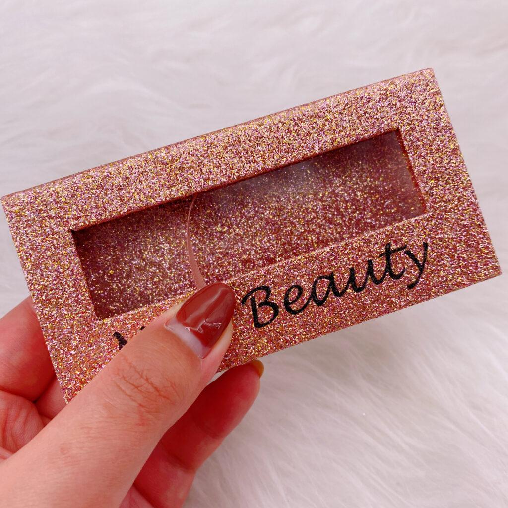 design your own eyelash packaging