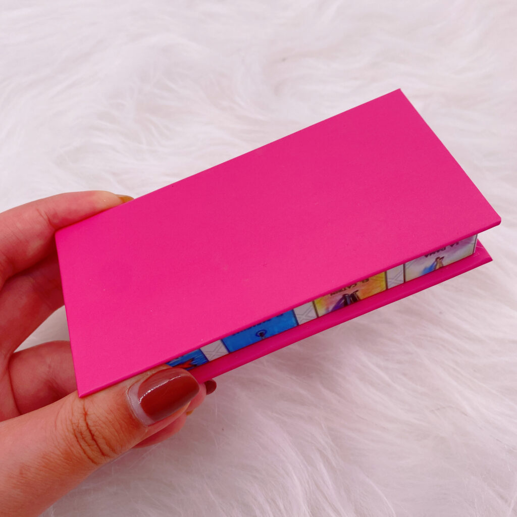 flash eyelash packaging box company
