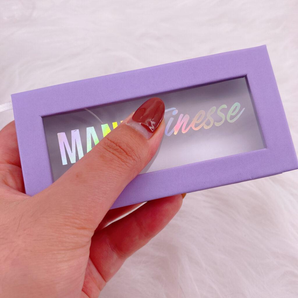 custom eyelash package 101