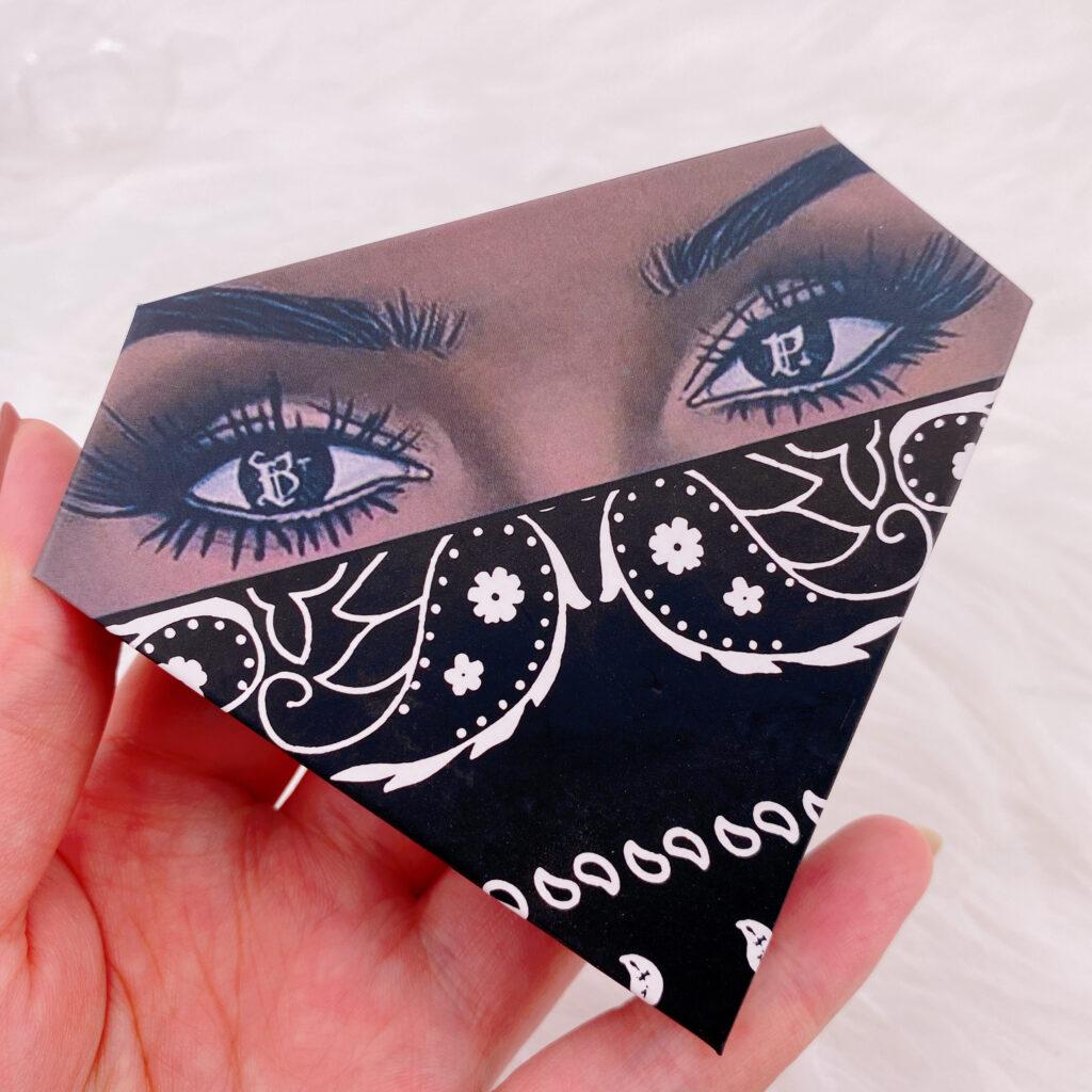 Diamond eyelash package 117