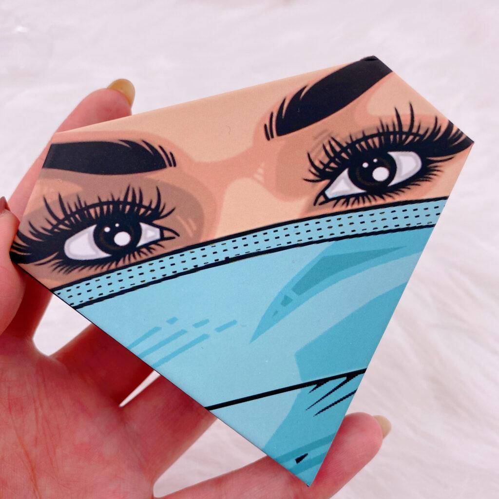 Diamond eyelash package 120