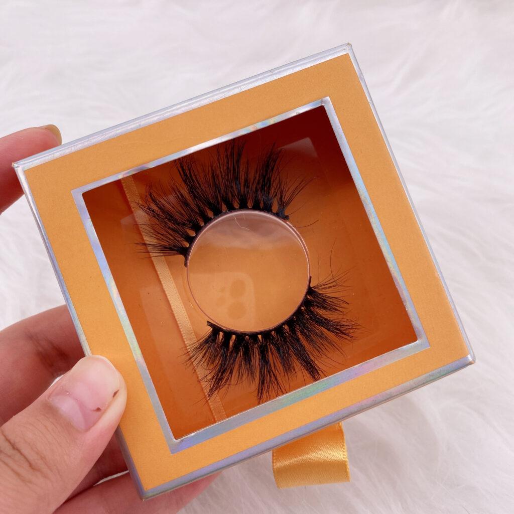 Square Eyelash packaging 135