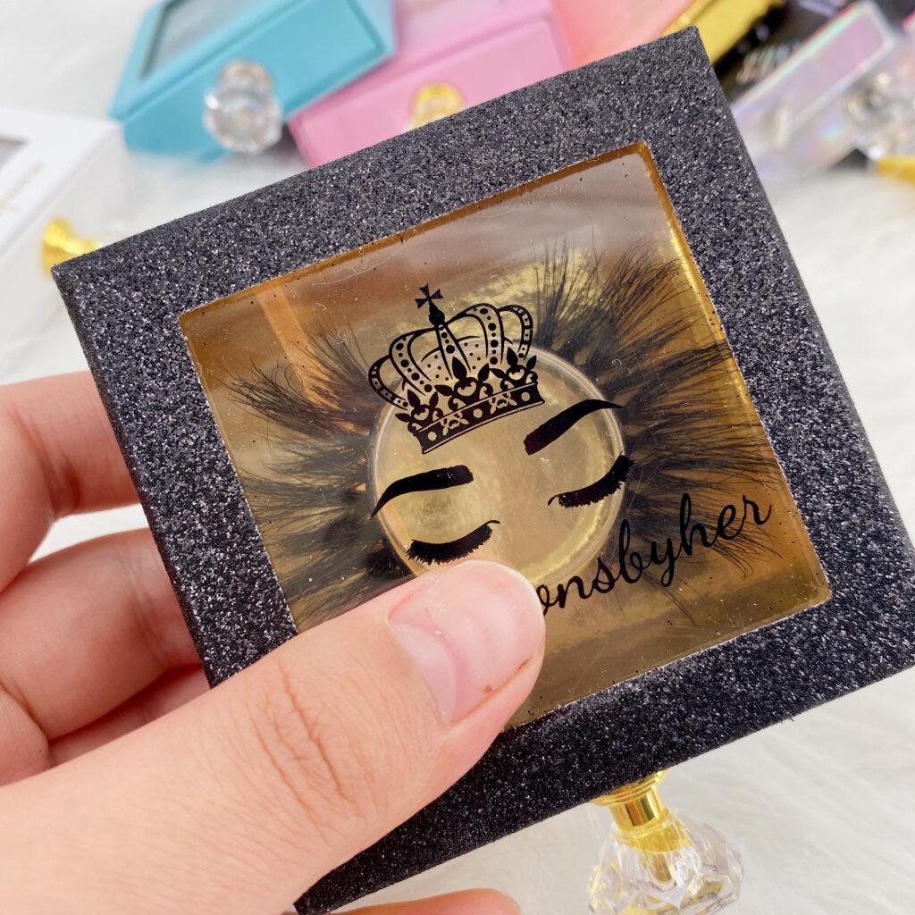 Square Eyelash packaging 140