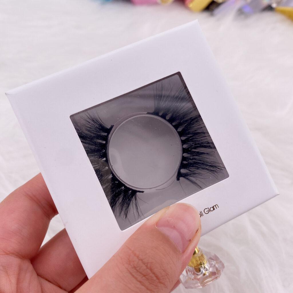 Square Eyelash packaging 141