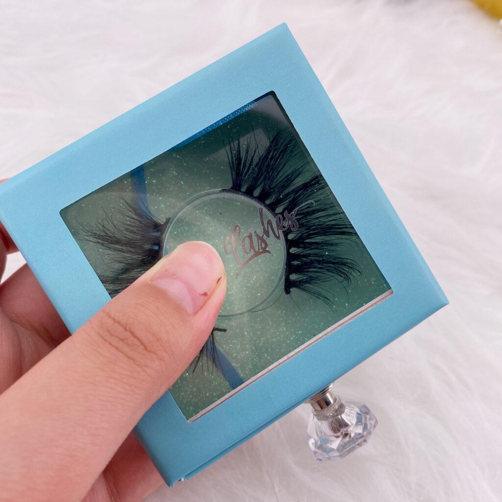 Square Eyelash packaging 142