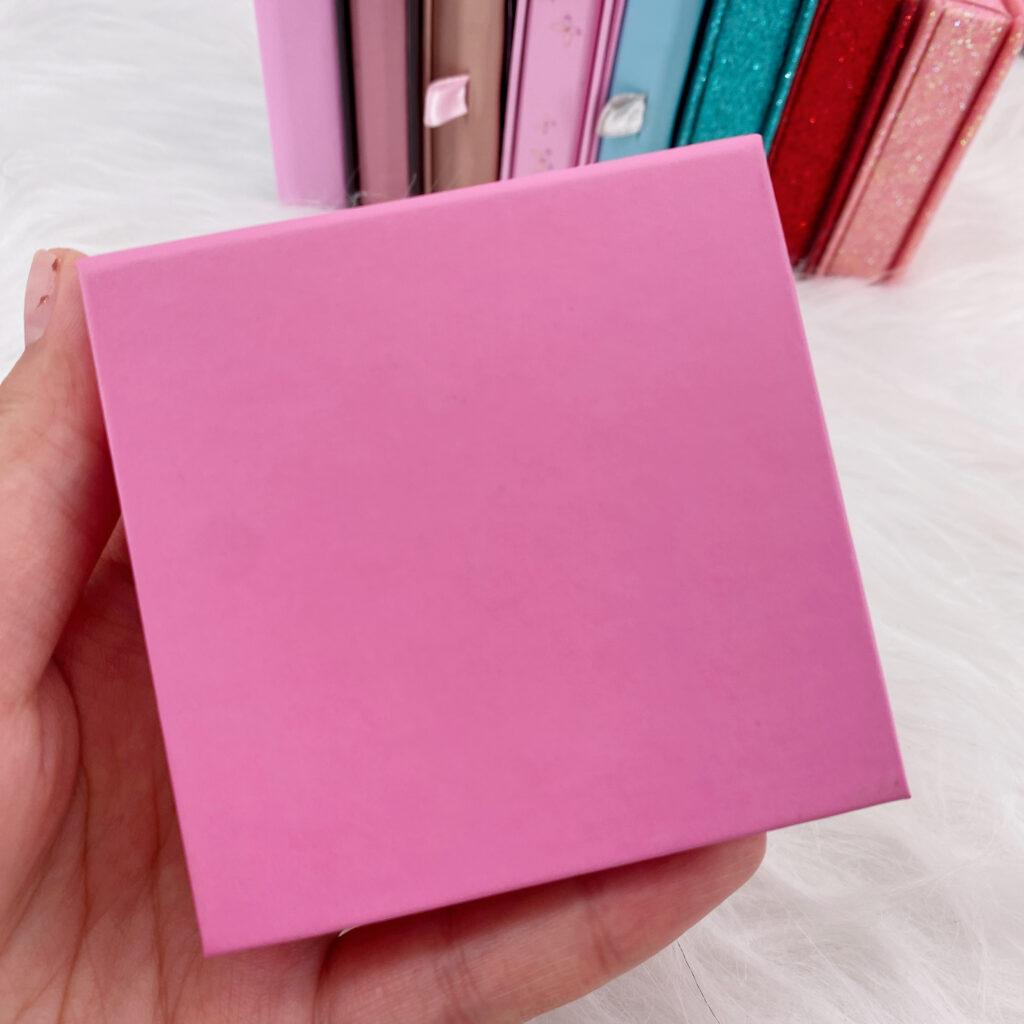 Square Eyelash packaging 154
