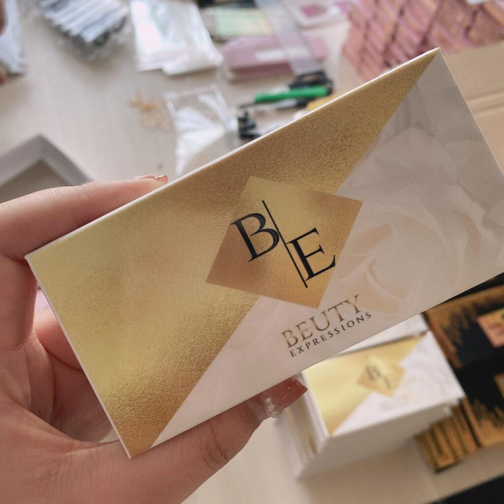 customize eyelash boxes EC10