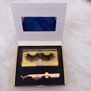eyelash packaging wholesale eyelash book