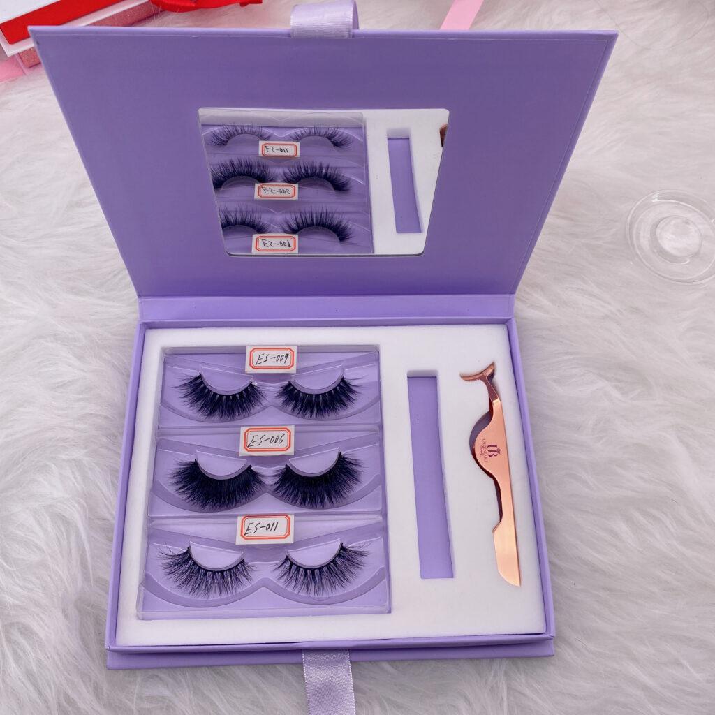 wholesale eyelash packaging lash books 13