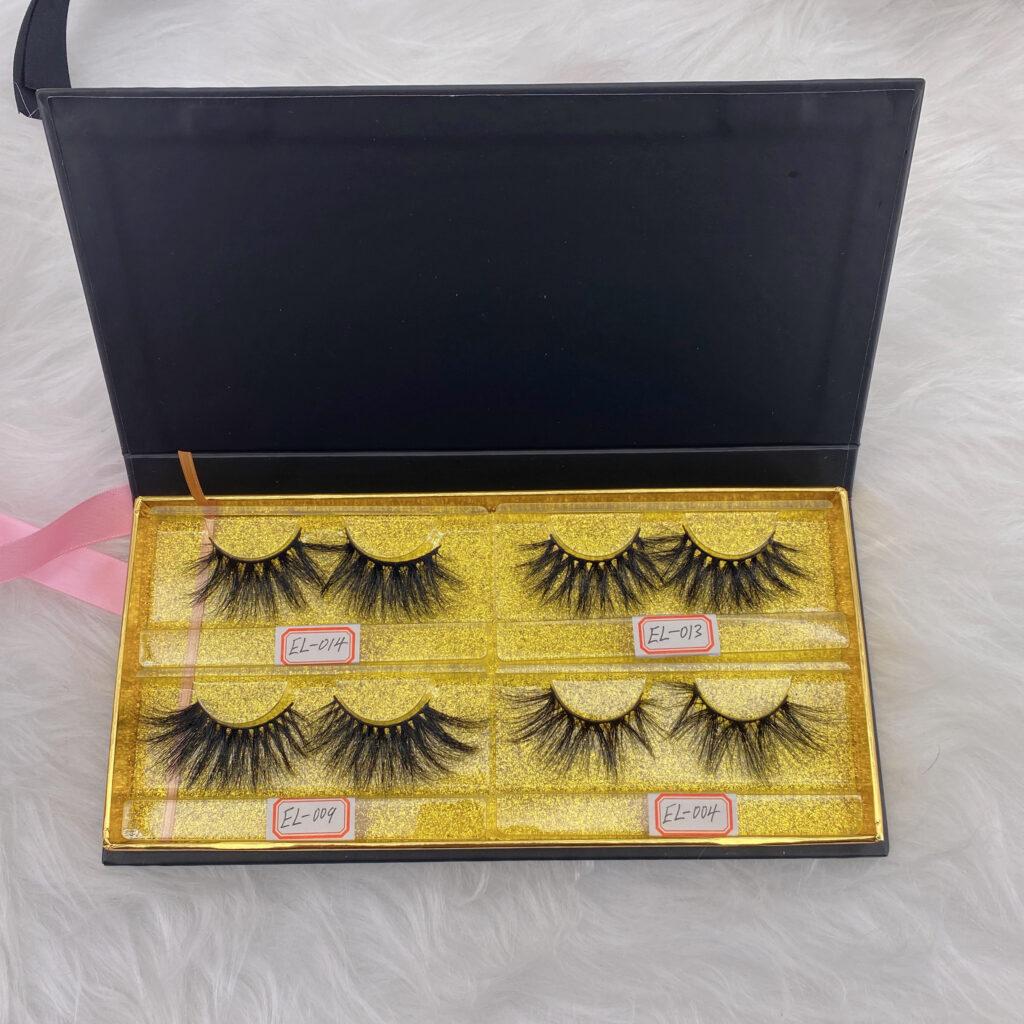 private label custom eyelash packaging 21