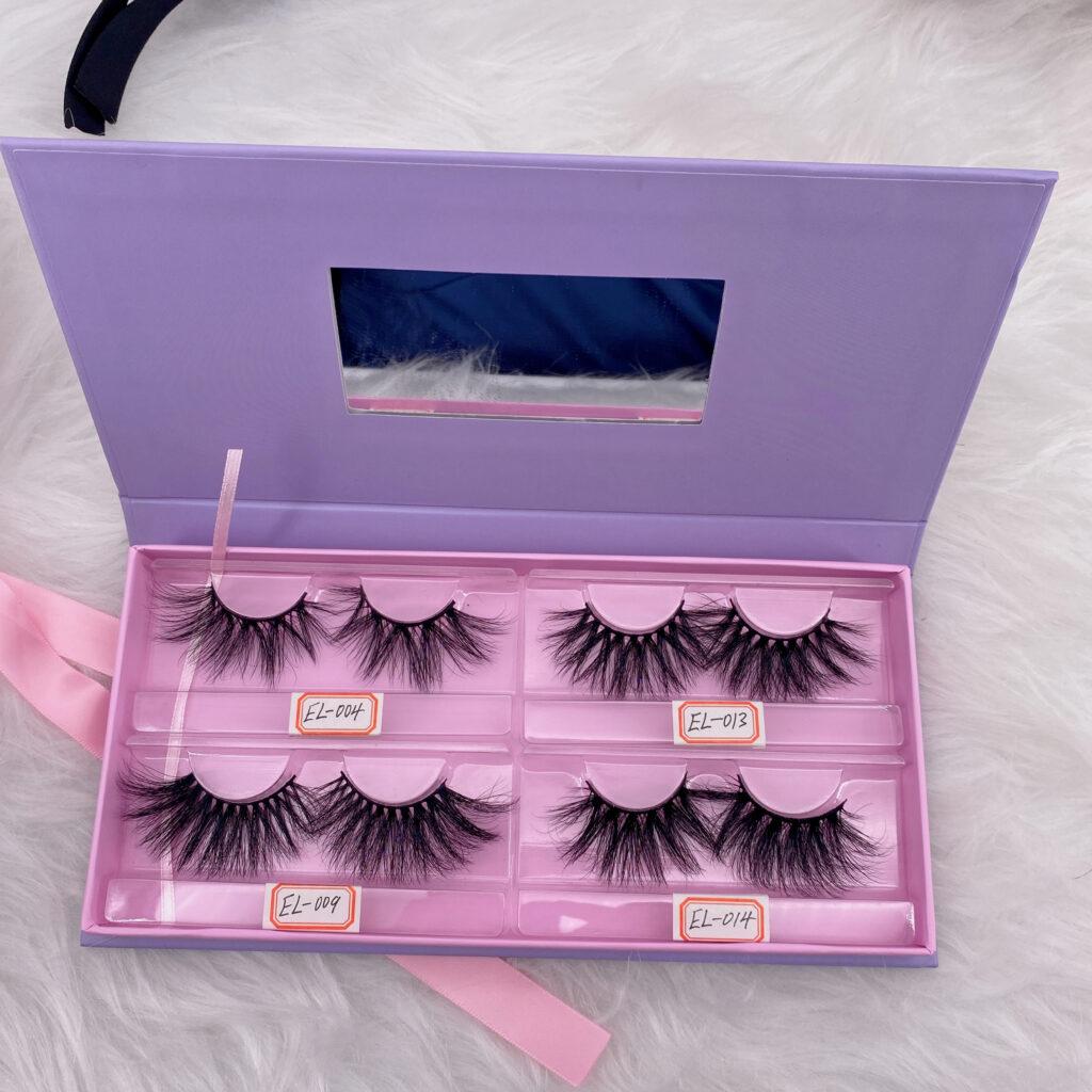 wholesale eyelash boxes 22