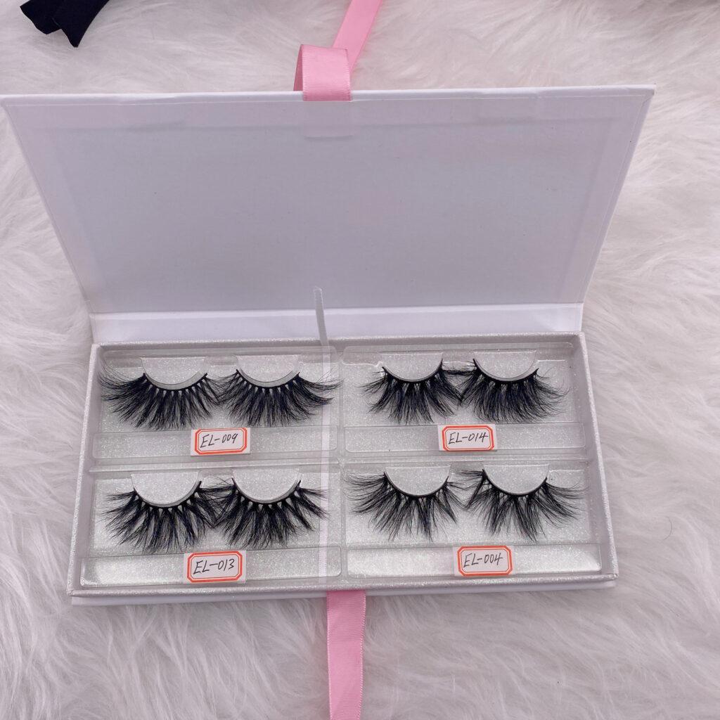 make your own eyelash box 24