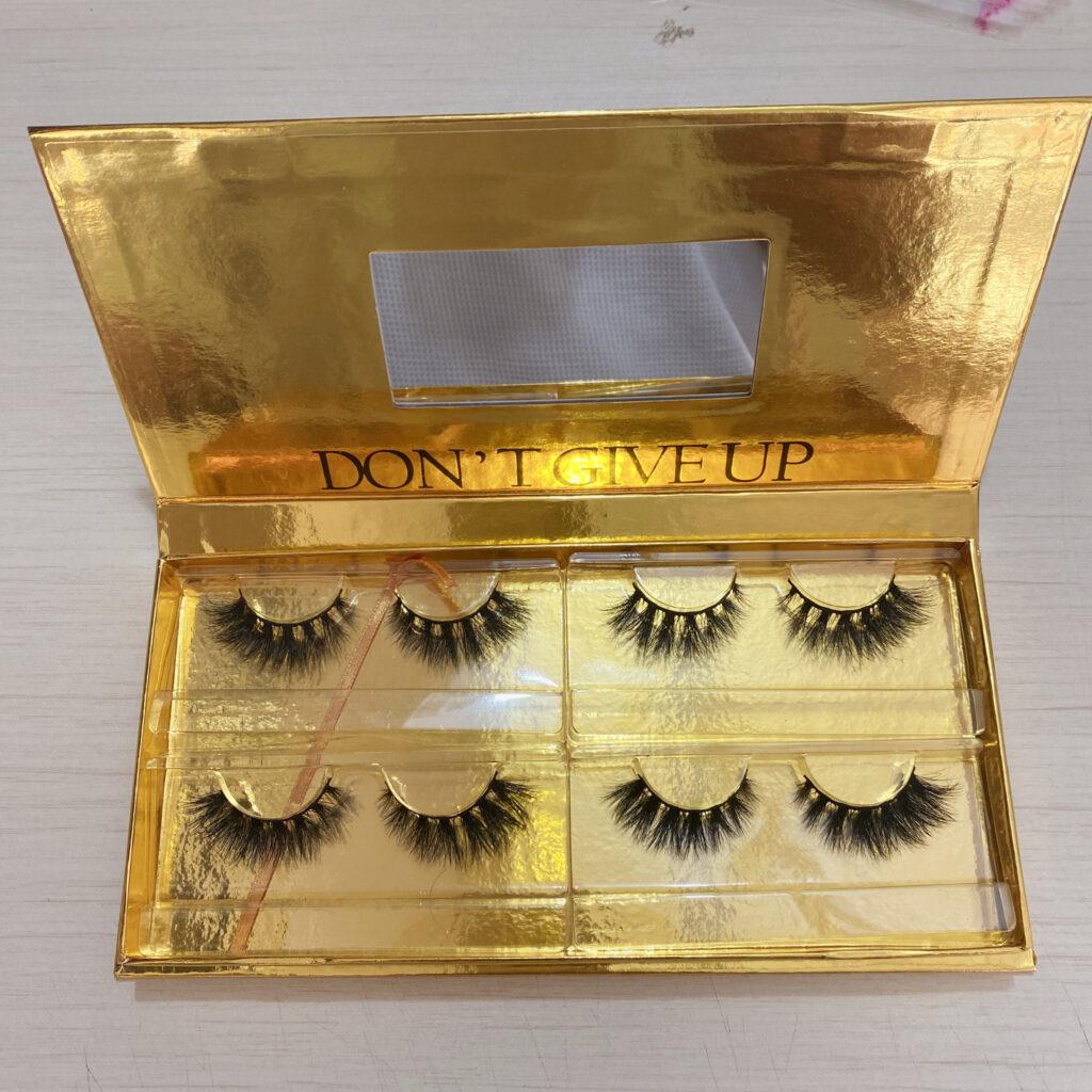 wholesale eyelash packaging eyelash book