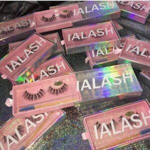 mink lash vendors custom lash packaging