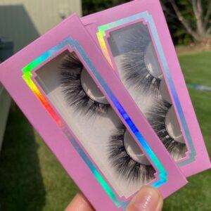 wholesale 3d mink eyelashes