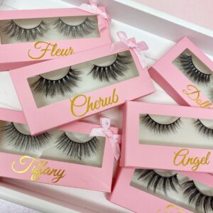 3d mink eyelash wholesale vendors