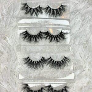 wholesale 25mm mink lashes